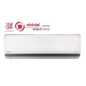 Toyotomi Izuru TRN/TRG-871ZR Κλιματιστικό Inverter White 24000 BTU