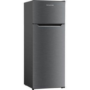 Philco PRD-222X Ψυγείο Δίπορτο Inox