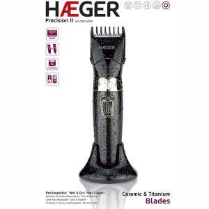Κουρευτική Μηχανή HAEGER PRECISION II HC-03W.009A