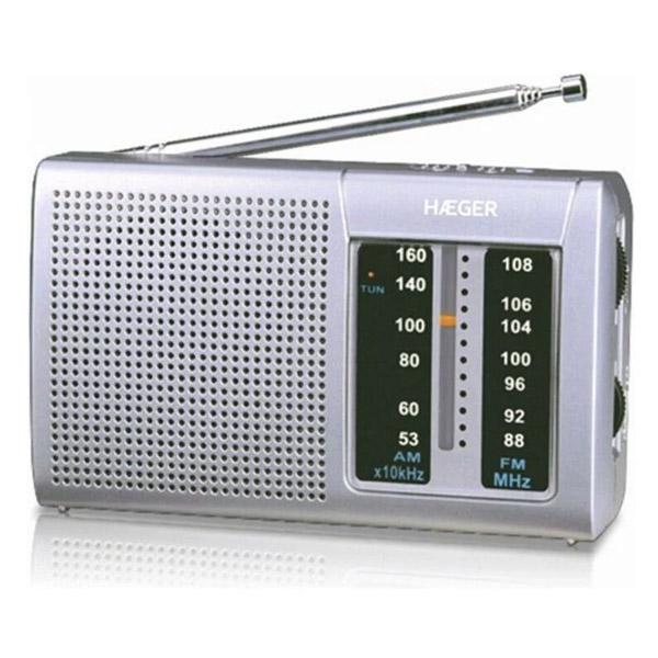 Φορητό ραδιόφωνο HAEGER GOAL