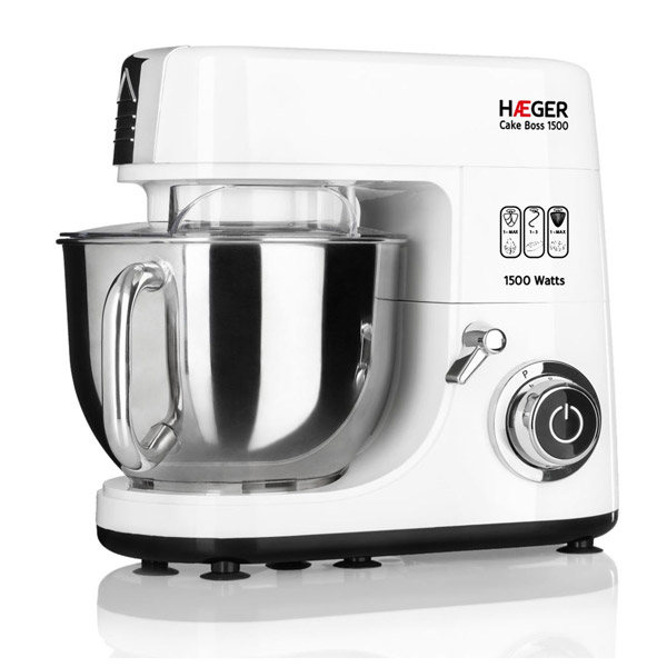 Stand Mixer HAEGER Cake Boss – 1500W